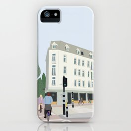 Bilderdijkstraat Junction iPhone Case