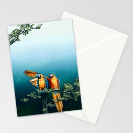 Papagaios Stationery Cards