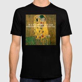 Love Club Kiss T-shirt