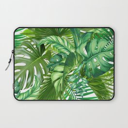 green tropic Laptop Sleeve