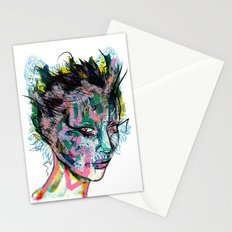 Dark Stationery Cards