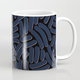 Juicy Doodles - Blueberry Coffee Mug