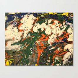 Menace Canvas Print