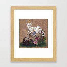 Naturaleza Invicta Framed Art Print