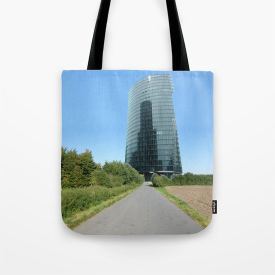 Surreal CityLand Collage 3 Tote Bag