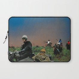 Sidecars & Cowboys Laptop Sleeve