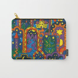Night Dreams by nettie heron-middleton Carry-All Pouch