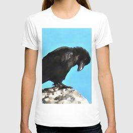 Summer Raven T-shirt