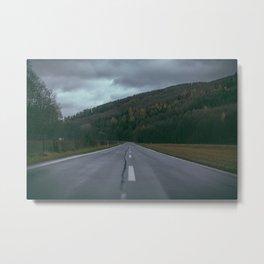 Road #1 Metal Print