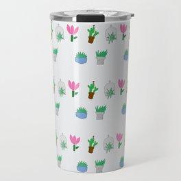 Kirsten's Air Plants Travel Mug
