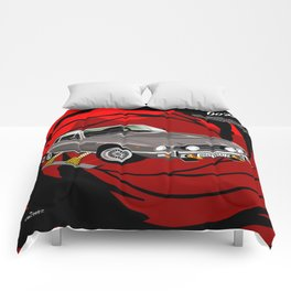 James Bond Aston Martin AM V8 from The Living Daylights Comforters