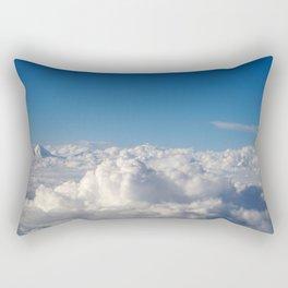 Sea of Clouds Rectangular Pillow