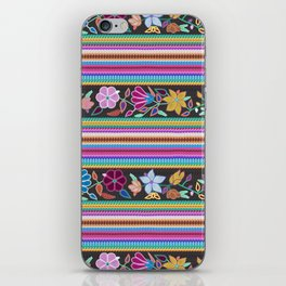 Peruvian Blanket iPhone Skin