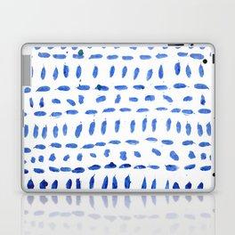 Ultra Blue I Laptop & iPad Skin