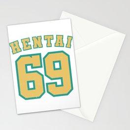 Hentai 69 Pervert Japan Anime Manga Gift Stationery Cards