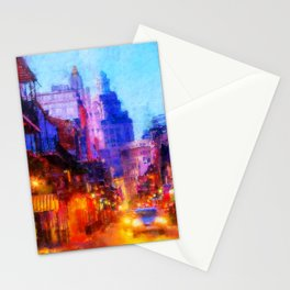 Streets of New Orleans Stationery Cards