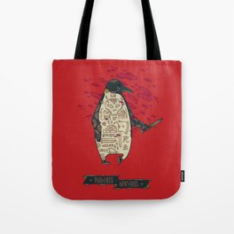 Emperor of Pain Tote Bag