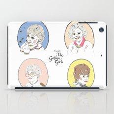 I Heart the Golden Girls Print iPad Case