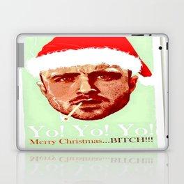 YO! YO! YO!  MERRY CHRISTMAS...  BITCH Laptop & iPad Skin