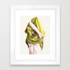 Unfeigned Framed Art Print
