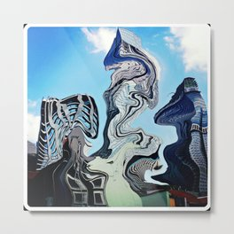 Power of Imagination Metal Print