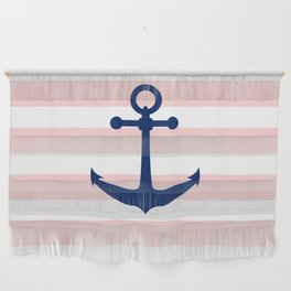AFE Nautical Navy Ship Anchor Wall Hanging