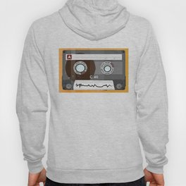 The cassette tape Robot Hoody