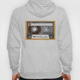 The cassette tape Robot Hoody