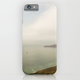Coastal Drive iPhone Case