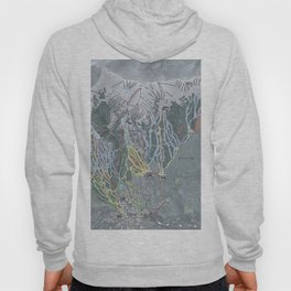 Breckenridge Resort Trail Map Hoody