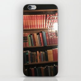 Live in the Library iPhone Skin