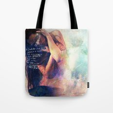 Blindness Tote Bag