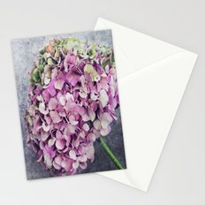Rustic Hydrangea Stationery Cards