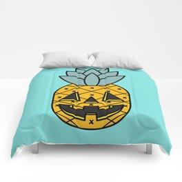 Pineapple Lantern Comforters