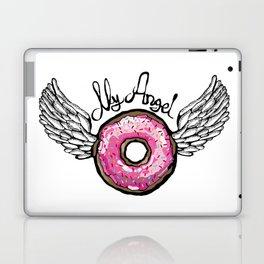 Doughnut Angel Laptop & iPad Skin