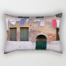 Laundry Line Rectangular Pillow