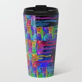 Splatter Box Travel Mug