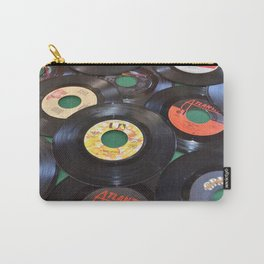 45 Records Carry-All Pouch