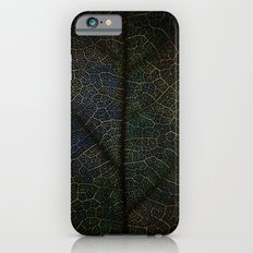 Abstract leaf iPhone 6s Slim Case
