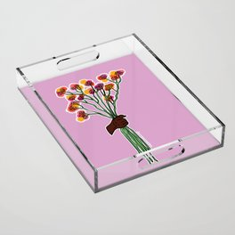 Just for You Acrylic Tray