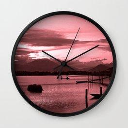 FULL OF PEACE - VIETNAM Wall Clock