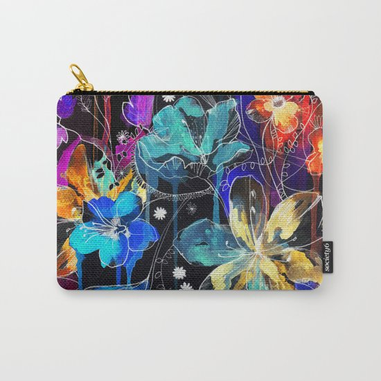 Lost in Botanica II Carry-All Pouch