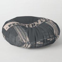 ATENTIUNE! Floor Pillow