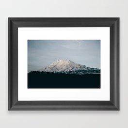 Mount Adams III Framed Art Print