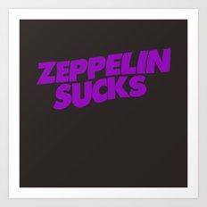 Rock & Roll Troll Art Print