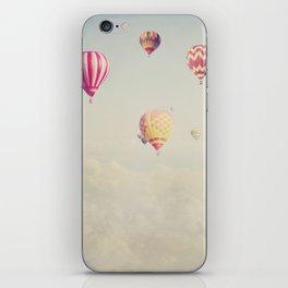 Lift Off iPhone Skin