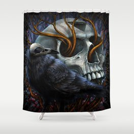 Winya No. 49 Shower Curtain