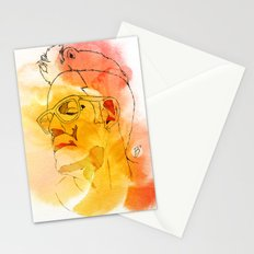 B' Stationery Cards