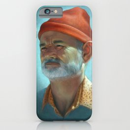 Steve Zissou iPhone Case