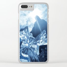 Amadea Clear iPhone Case